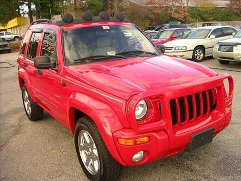 2004 Jeep Liberty for sale at Deer Park Auto Sales Corp in Newport News VA