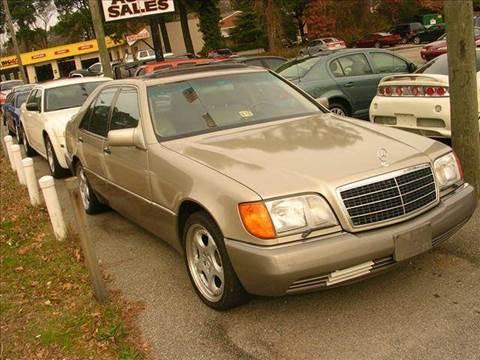 1992 Mercedes-Benz 300-Class for sale at Deer Park Auto Sales Corp in Newport News VA