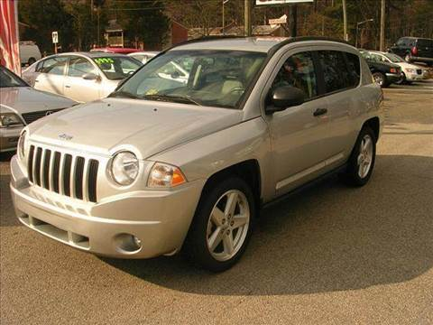 2007 Jeep Compass for sale at Deer Park Auto Sales Corp in Newport News VA