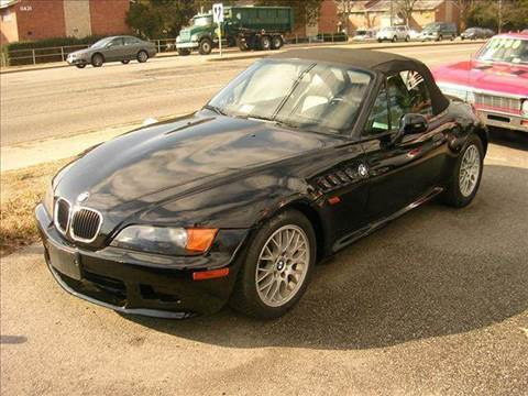 1999 BMW Z3 for sale at Deer Park Auto Sales Corp in Newport News VA