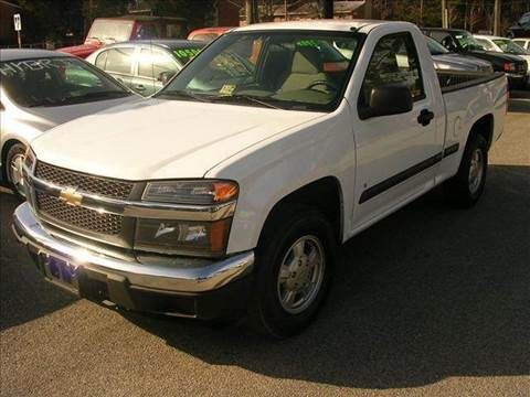 2006 Chevrolet Colorado for sale at Deer Park Auto Sales Corp in Newport News VA