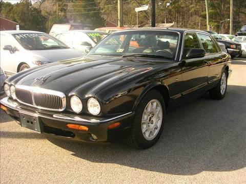 1998 Jaguar XJ for sale at Deer Park Auto Sales Corp in Newport News VA