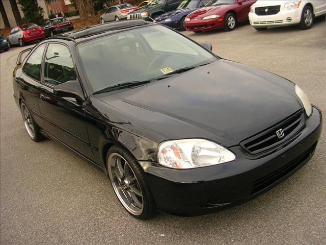 honda civic 1999 coupe ex