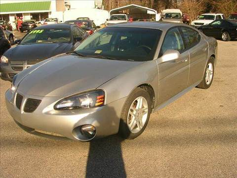 2007 Pontiac Grand Prix for sale at Deer Park Auto Sales Corp in Newport News VA