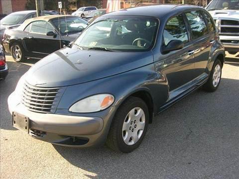 2003 Chrysler PT Cruiser for sale at Deer Park Auto Sales Corp in Newport News VA