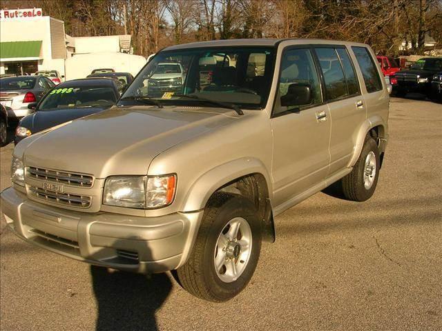 2002 Isuzu Trooper for sale at Deer Park Auto Sales Corp in Newport News VA