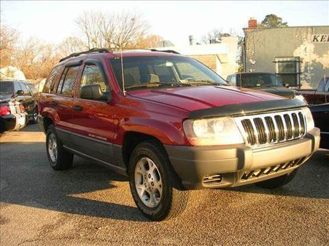 2001 Jeep Grand Cherokee for sale at Deer Park Auto Sales Corp in Newport News VA