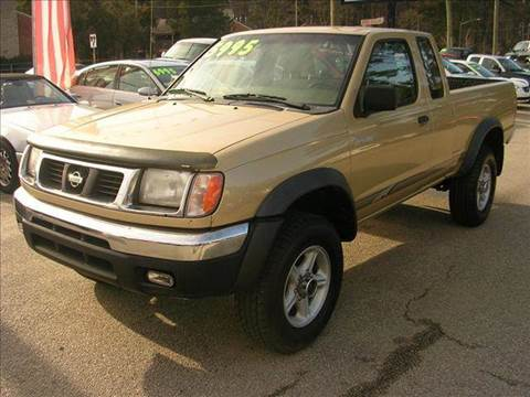 1998 Nissan Frontier for sale at Deer Park Auto Sales Corp in Newport News VA
