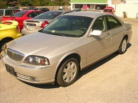 2004 Lincoln LS for sale at Deer Park Auto Sales Corp in Newport News VA