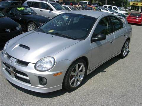 2005 Dodge Neon SRT-4 for sale at Deer Park Auto Sales Corp in Newport News VA