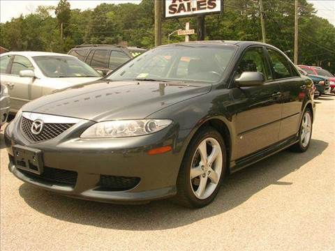 2003 Mazda MAZDA6 for sale at Deer Park Auto Sales Corp in Newport News VA