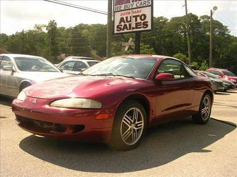 1997 Mitsubishi Eclipse for sale at Deer Park Auto Sales Corp in Newport News VA