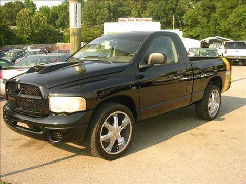 2003 Dodge Ram Pickup 1500 for sale at Deer Park Auto Sales Corp in Newport News VA