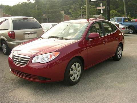2007 Hyundai Elantra for sale at Deer Park Auto Sales Corp in Newport News VA