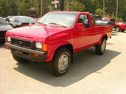 1986 Nissan Pickup for sale at Deer Park Auto Sales Corp in Newport News VA