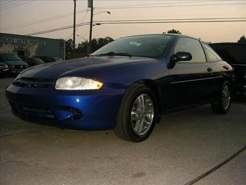 2005 Chevrolet Cavalier for sale at Deer Park Auto Sales Corp in Newport News VA