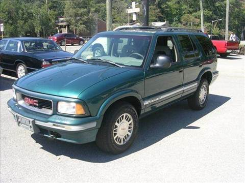 1997 GMC Jimmy for sale at Deer Park Auto Sales Corp in Newport News VA