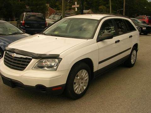 2005 Chrysler Pacifica for sale at Deer Park Auto Sales Corp in Newport News VA