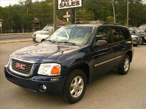 2003 GMC Envoy for sale at Deer Park Auto Sales Corp in Newport News VA