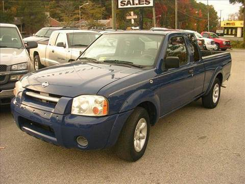 2001 Nissan Frontier for sale at Deer Park Auto Sales Corp in Newport News VA