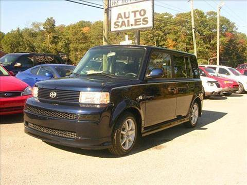 2006 Scion xB for sale at Deer Park Auto Sales Corp in Newport News VA