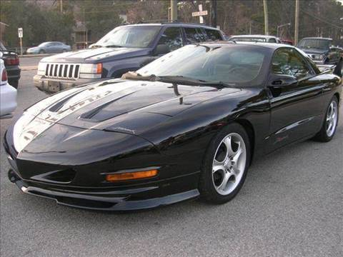 1995 Pontiac Firebird for sale at Deer Park Auto Sales Corp in Newport News VA