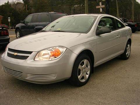 2007 Chevrolet Cobalt for sale at Deer Park Auto Sales Corp in Newport News VA