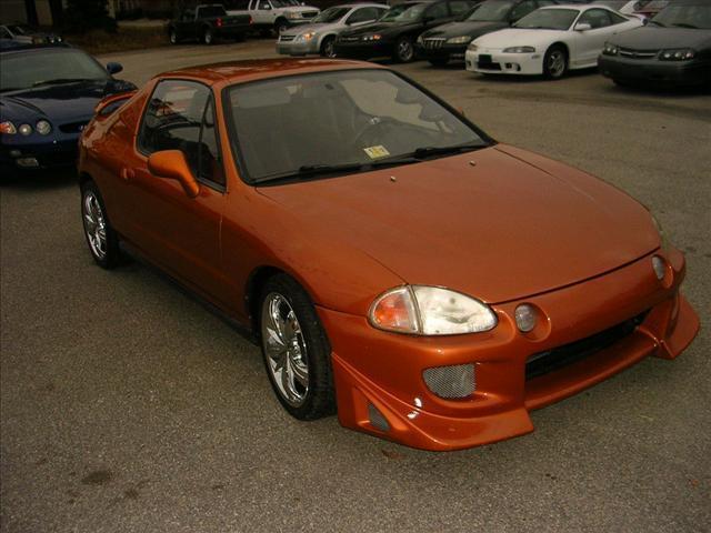1993 Honda Civic Del Sol Si 2dr Coupe In Newport News Va Deer