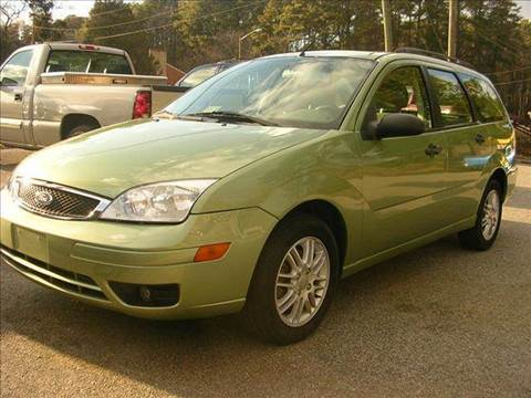 2007 Ford Focus for sale at Deer Park Auto Sales Corp in Newport News VA