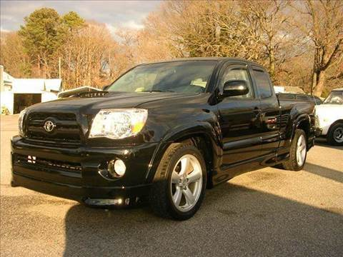 2006 Toyota Tacoma for sale at Deer Park Auto Sales Corp in Newport News VA