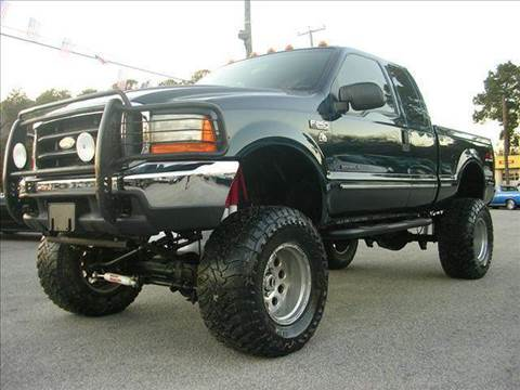 1999 Ford F-250 Super Duty for sale at Deer Park Auto Sales Corp in Newport News VA