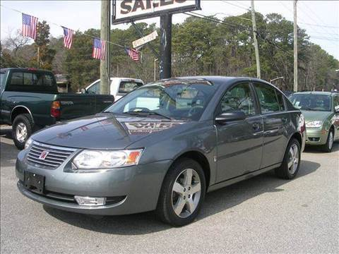 2007 Saturn Ion for sale at Deer Park Auto Sales Corp in Newport News VA