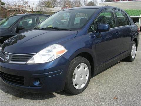 2008 Nissan Versa for sale at Deer Park Auto Sales Corp in Newport News VA