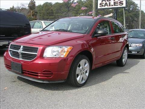 2007 Dodge Caliber for sale at Deer Park Auto Sales Corp in Newport News VA