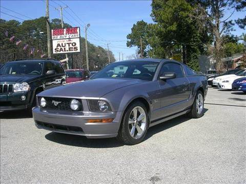 2006 Ford Mustang for sale at Deer Park Auto Sales Corp in Newport News VA