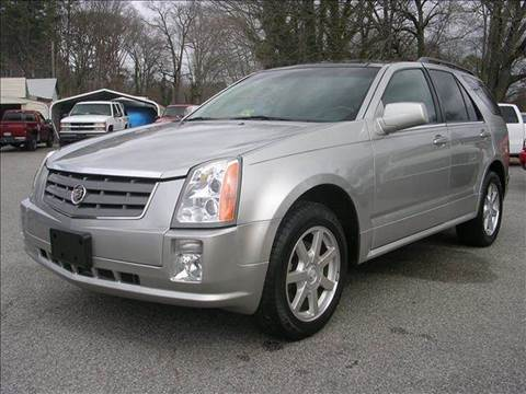 2005 Cadillac SRX for sale at Deer Park Auto Sales Corp in Newport News VA