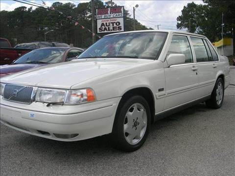 1997 Volvo 960 for sale at Deer Park Auto Sales Corp in Newport News VA
