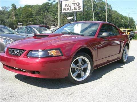 2003 Ford Mustang for sale at Deer Park Auto Sales Corp in Newport News VA