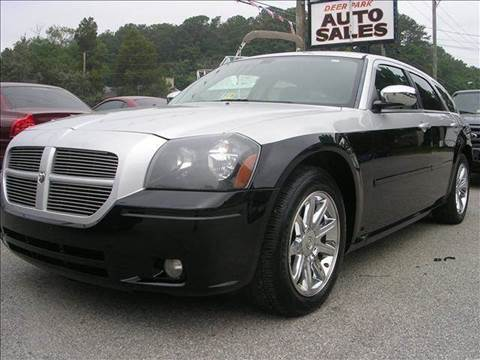 2006 Dodge Magnum for sale at Deer Park Auto Sales Corp in Newport News VA