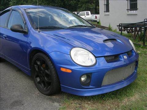 2004 Dodge Neon SRT-4 for sale at Deer Park Auto Sales Corp in Newport News VA