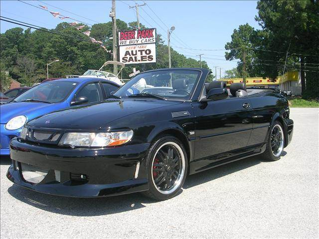 2002 Saab 9-3 for sale at Deer Park Auto Sales Corp in Newport News VA