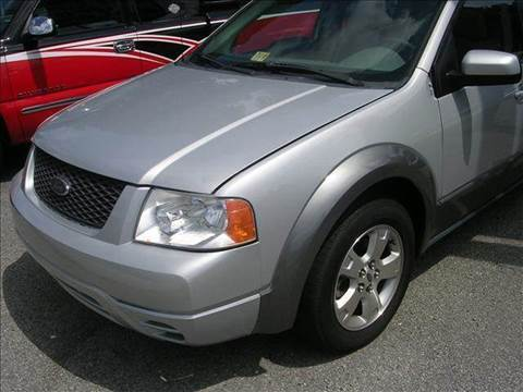 2005 Ford Freestyle for sale at Deer Park Auto Sales Corp in Newport News VA
