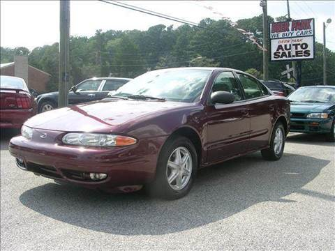 2003 Oldsmobile Alero for sale at Deer Park Auto Sales Corp in Newport News VA