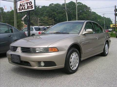 2002 Mitsubishi Galant for sale at Deer Park Auto Sales Corp in Newport News VA