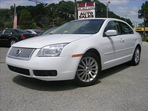 2006 Mercury Milan for sale at Deer Park Auto Sales Corp in Newport News VA
