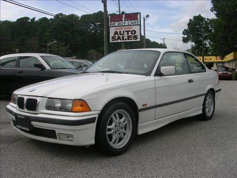 1999 BMW 3 Series for sale at Deer Park Auto Sales Corp in Newport News VA