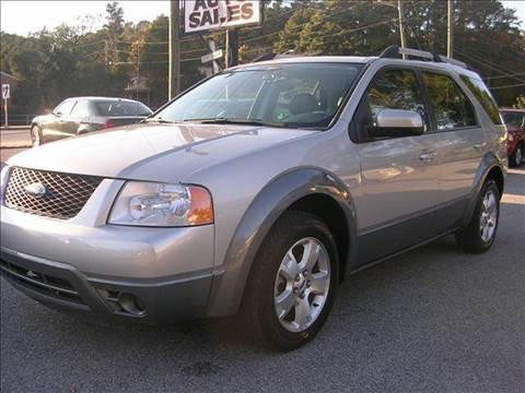 2006 Ford Freestyle for sale at Deer Park Auto Sales Corp in Newport News VA