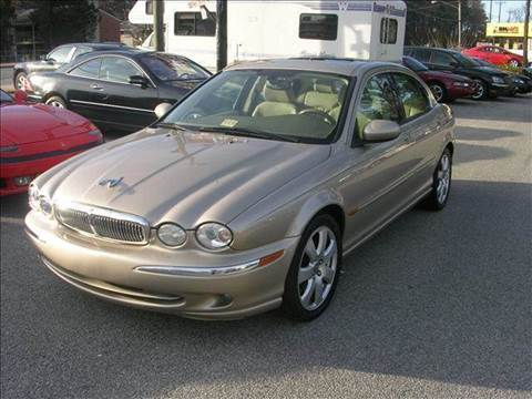 2004 Jaguar X-Type for sale at Deer Park Auto Sales Corp in Newport News VA