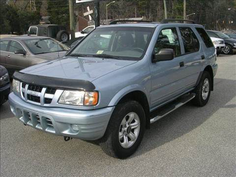 2004 Isuzu Rodeo for sale at Deer Park Auto Sales Corp in Newport News VA