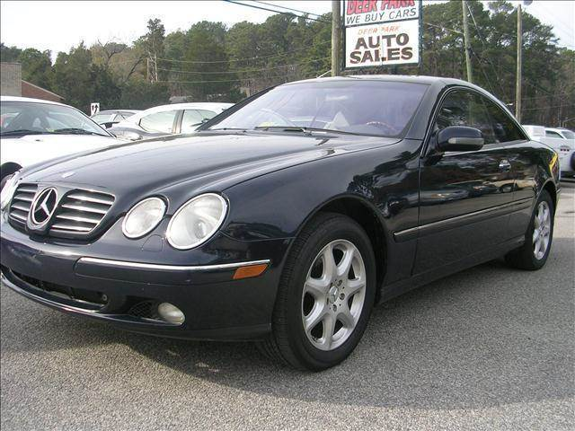 Lovely 2001 Mercedes Benz CL Class CL500   Newport News VA